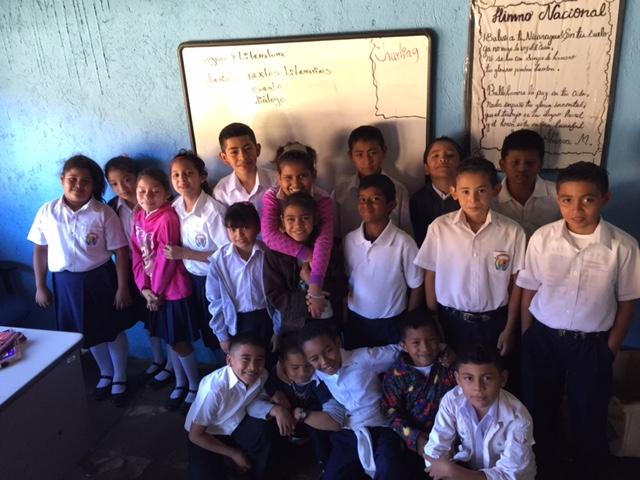 4th grade class - 2015