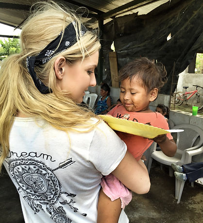Student Mission Trip Nicaragua La Chureca