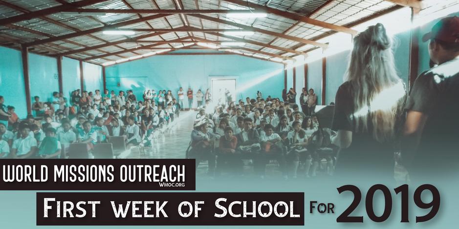Humanitarian Amanda Sowards World missions Outreach N