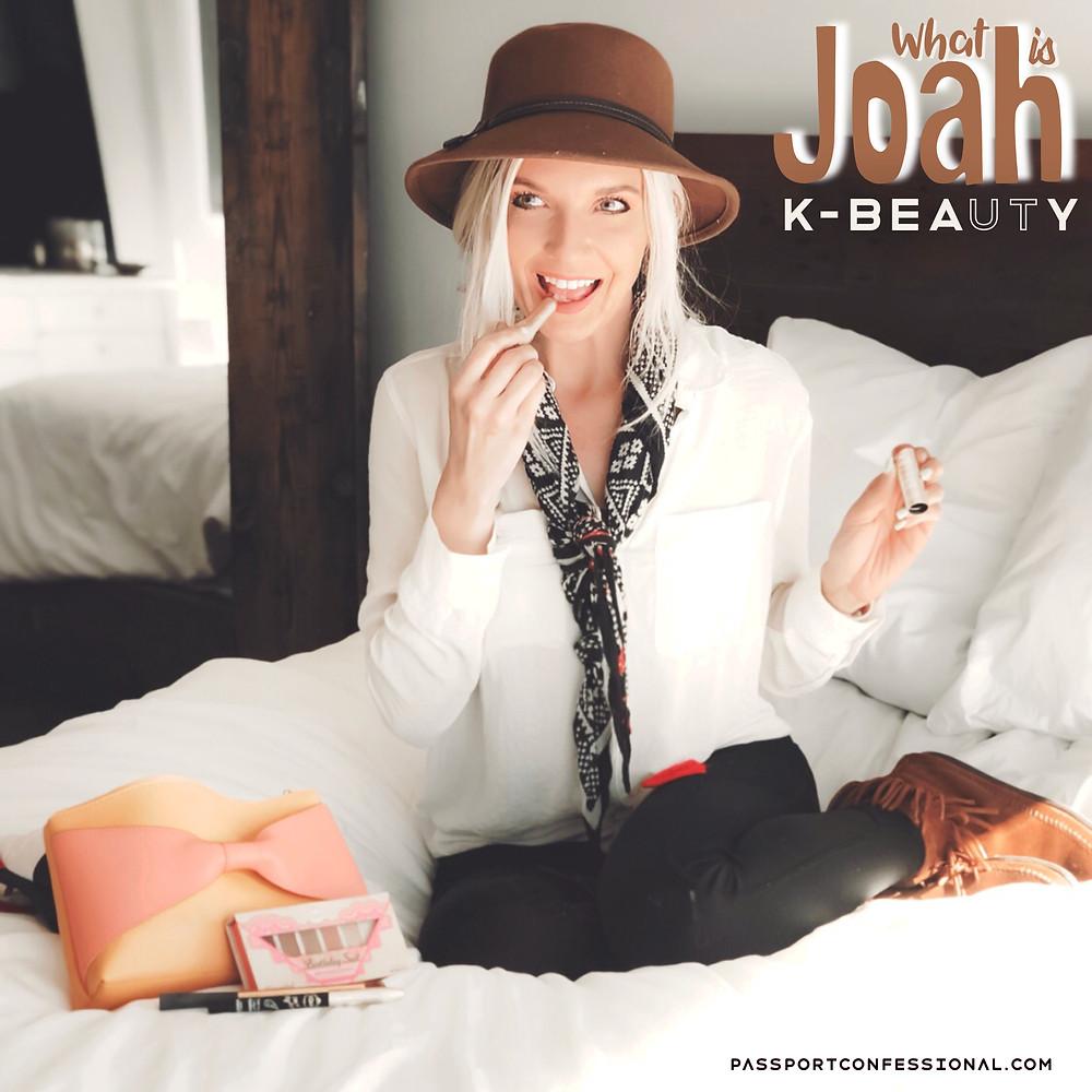 What is K-Beauty Joah Cosmetics
