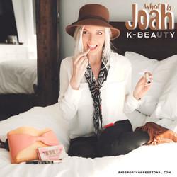 Amanda Sowards Joah K Beauty Review