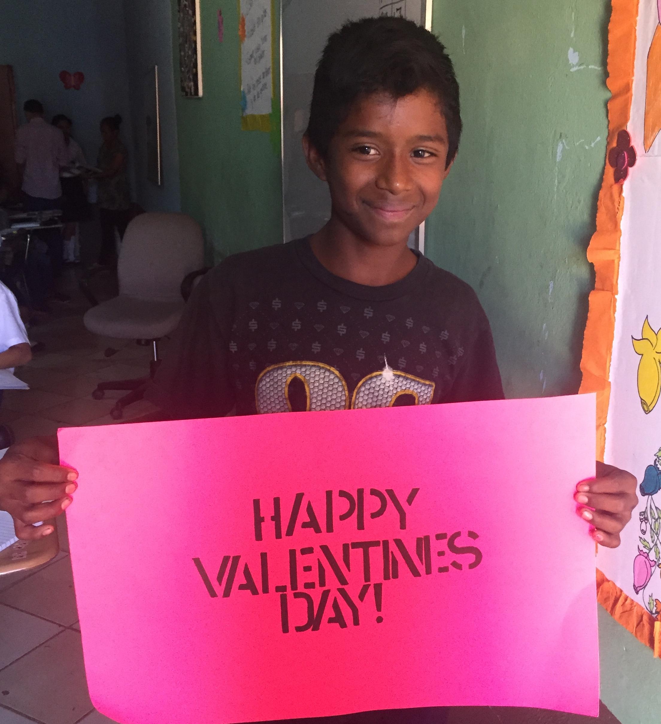 Gerson Valentines 2017