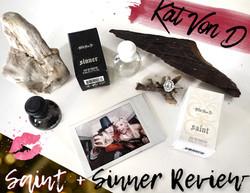 Kat Von D Saint and Sinner Review