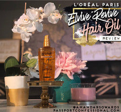 Elvive Revive Loreal Hair Oil Review