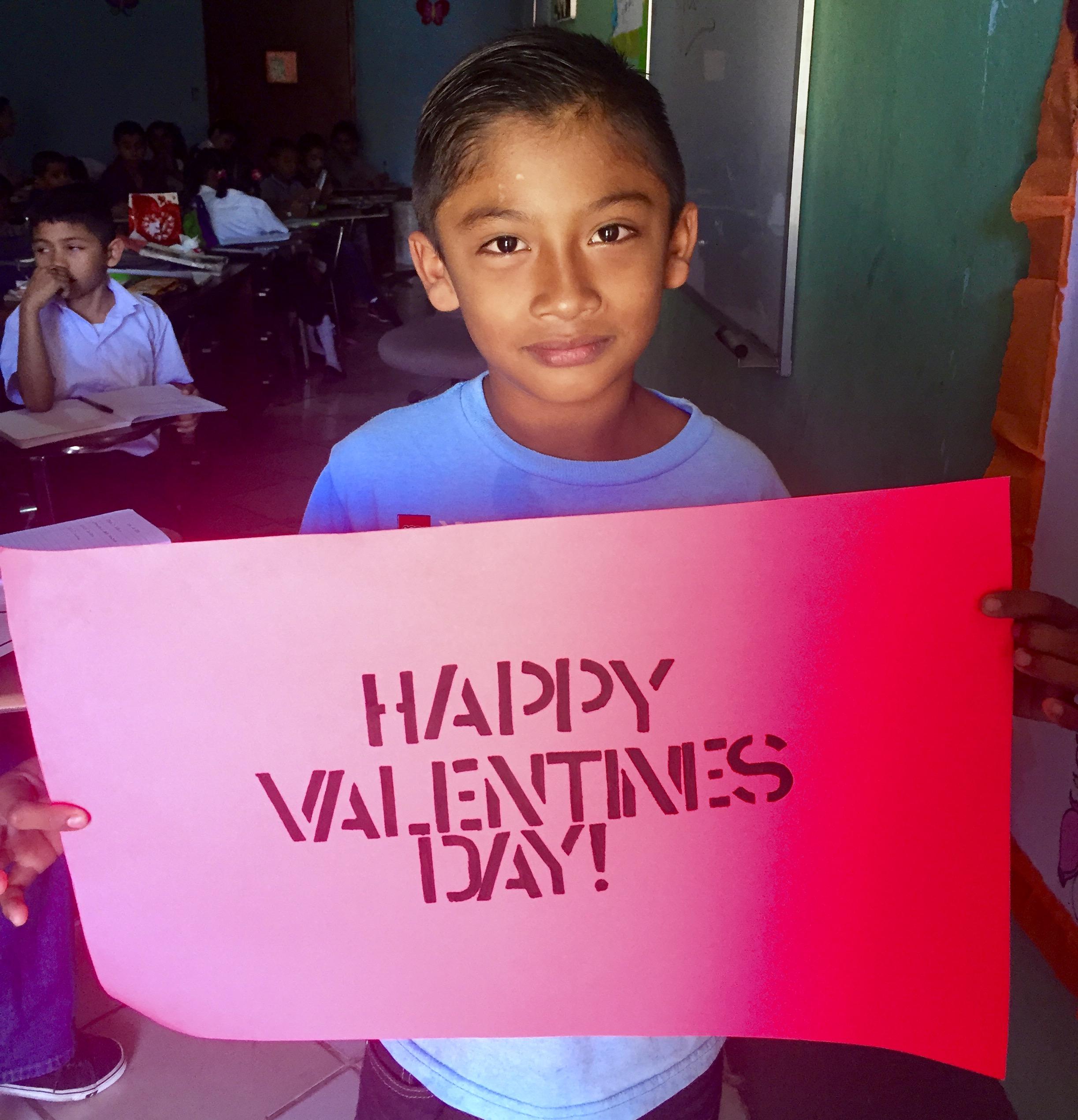 Adan Bryan Valentines 2017