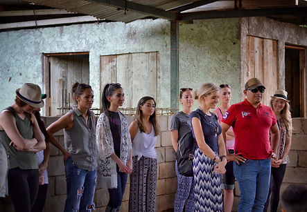 Mission Trip to Nicaragua La Chureca