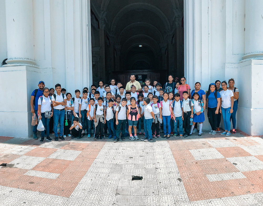 Leon Cathedral Nicaragua Tours World Missions Outreach