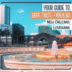 Uber Vs Taxis New Orleans