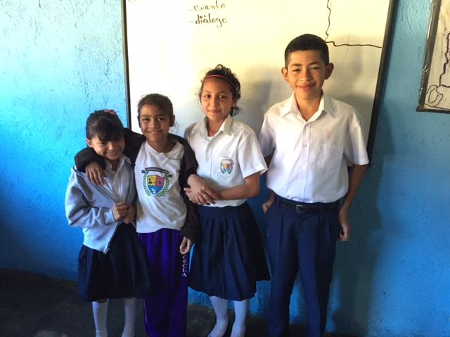 Friends in Class
