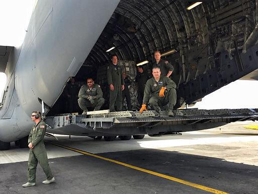 315th Airlift Wing Charleston, SC