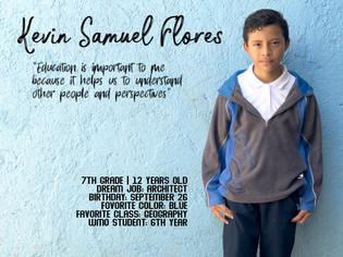 Kevin Samuel Flores