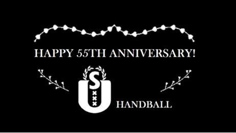 Save the date: Gala 25 mei, 55 jaar US Handbal