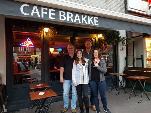 Afscheid van Café Brakke