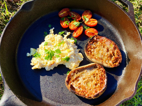 Top Five One-Pan Camping Breakfasts