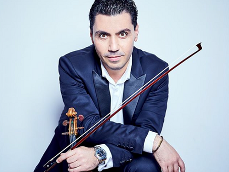 Violin Master Class.  Zohrab Tadevosyan in Tokyo February 27th - March 4th 2020.