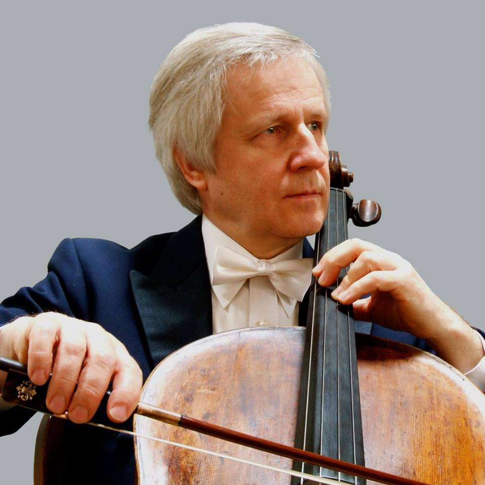 Berndt Bohman - Cello