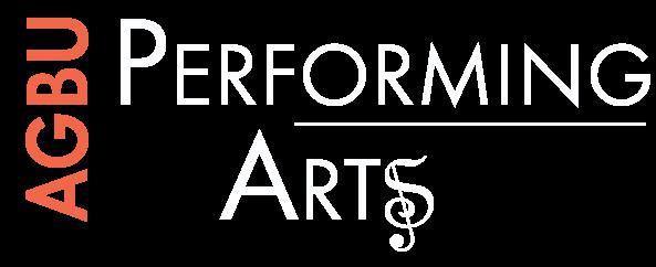 AGBU Performing Arts