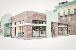 Коммерческое здание(кафе)