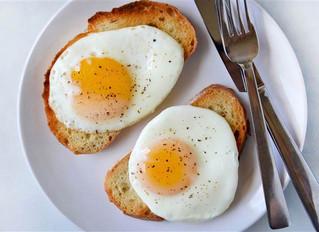 Embodied Eggs on Toast Pt. 1