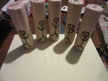 'Baby Sticks'