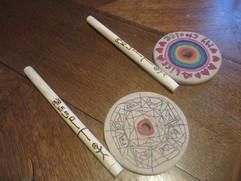 Sticks and Consciousness