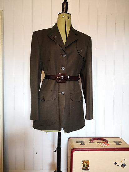 Beautiful Vintage Daks Tailored Wool Jacket