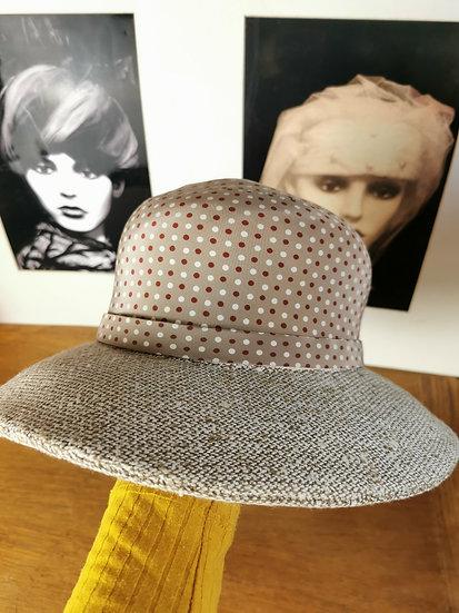 Original 1970s Christian Dior Hat