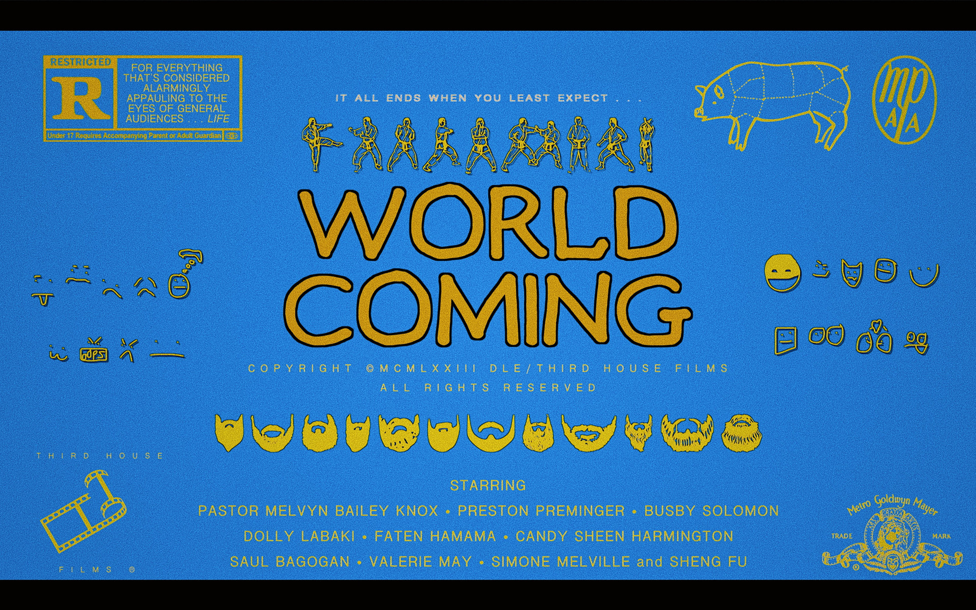 WORLD COMING