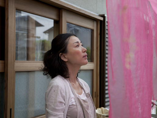 "Naomi Kawase, the interpreter of the Actual Zen, the filmmaker behind ""Hanezu"""