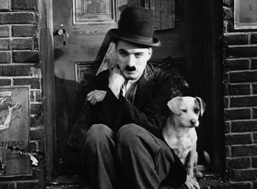 A Dog's Life and a Tramp's Life, or: How Chaplin Really Saw it
