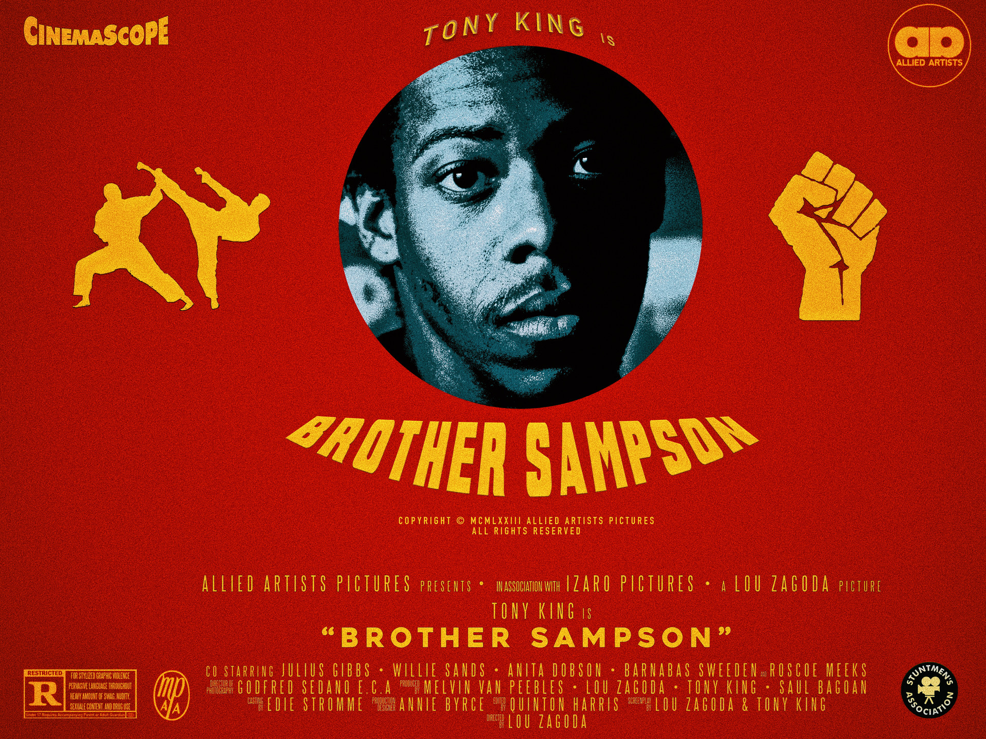 BROTHER SAMPSON