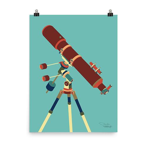 Telescope - Print