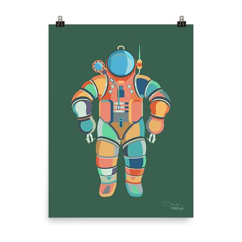Diver - Print