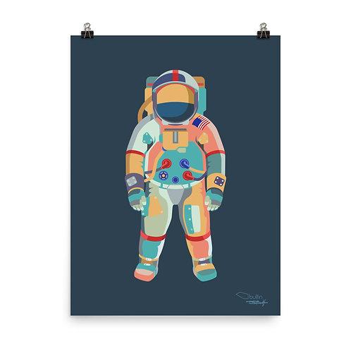Astronaut - Print