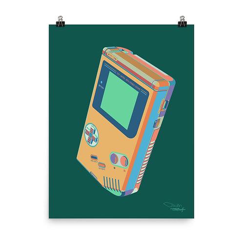 Handheld Game - Print