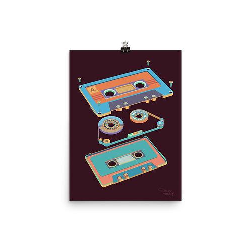 Cassette - Print