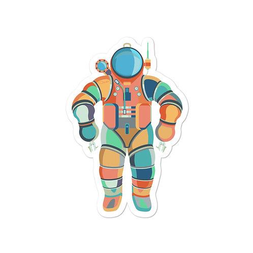 Diver - Vinyl Sticker