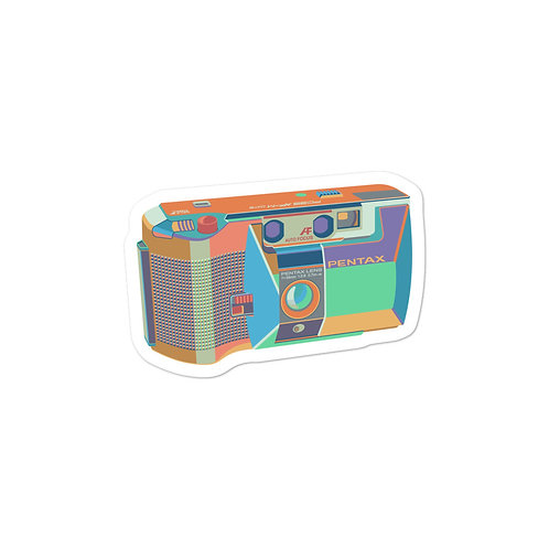 Pentax PC35AF - Vinyl Sticker