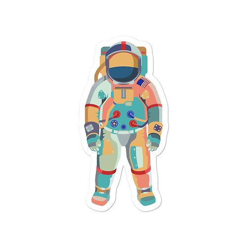 Astronaut - Vinyl Sticker