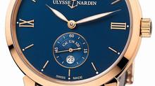La classe non è acqua. È Ulysse Nardin.
