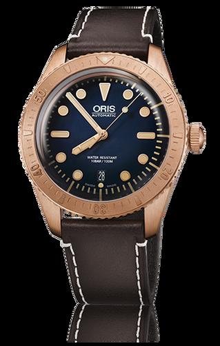Oris Limited Edition: Carl Bashear