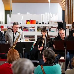 Jazz à l'étage  Concert d'ouverture