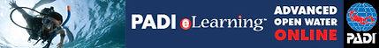 Enroll in PADI's Advanced Open Water eLearning