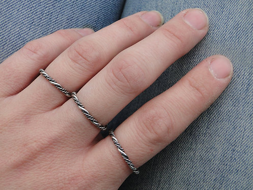 'Harmony' Stacking Ring