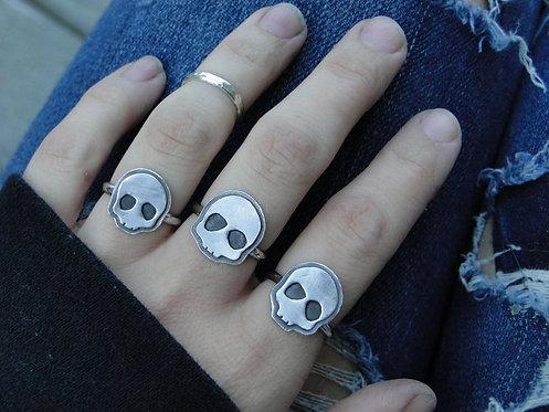 Skullie Ring