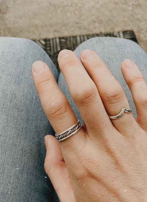 'Harmony' Stacking Rings (Set of 3)