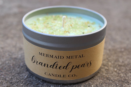 Brandied Pears | 8 oz. soy candle