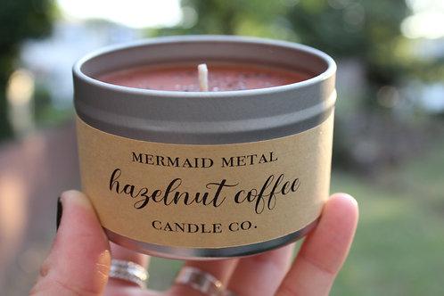 Hazelnut Coffee  |  8 oz. soy candle