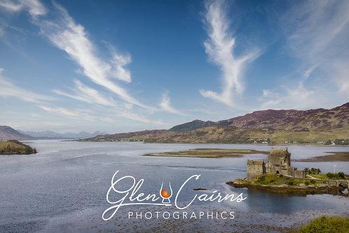 Eilean Donan Castle  Print