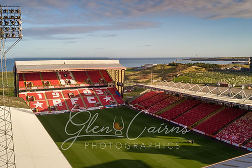 Pittodrie | Remembrance Day Print